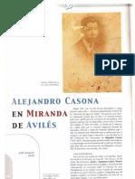 Alejandro Casona y Miranda