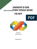 Déploiement VB.Net