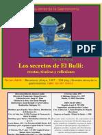 SECRETOS DEL BULLI