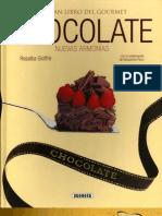 LIBRO DEL CHOCOLATE