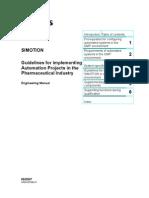 Siemens Simotion Engineering Manual