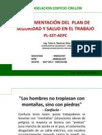 Implementacion Del Ri-sst-Ae y El Pl-sst-Aepc