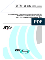 Universal Mobile Telecommunications System (UMTS);