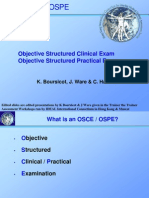 objective structured clinical & practical examination