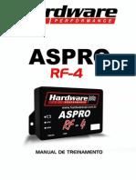 Manual Aspro Rf4