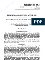Senate Report 97-592
