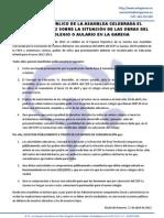 Manifiesto Asamblea del futuro CEIP Antonio Mingote