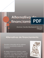 Alternativa de Financiamiento-expo