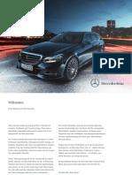 Preisliste Mercedes-Benz E-Klasse T-Modell Mopf 2013