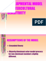 Developmental Model Powerpoint