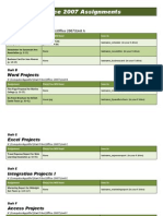 Office 2007 Assignments_08-09