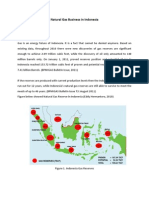 Natural Gas Business in Indonesia (Business ethics essay)