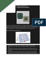 partes internas de un procesador