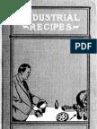 Industrial Recipes 1913