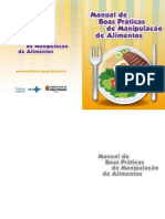 manual de boas praticas alimentos