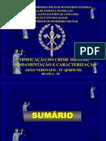Monografia de Direito Penal