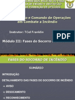 3ª aula CFO fases do SOS