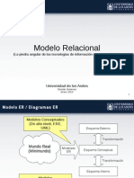 BD Clase 06 Modelo Relacional