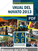 Manual Del Novato CADe UC Final