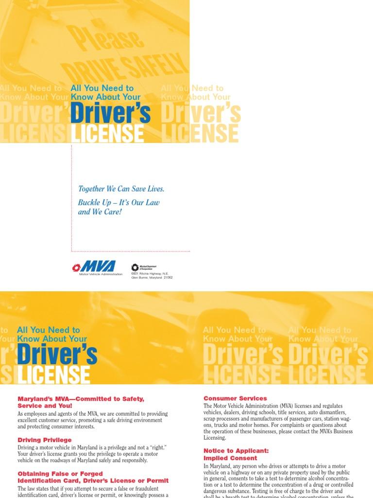 schedule drivers license test md