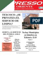 Expresso de Oriente Texcoco