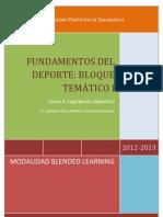 Tema 4 Legislacion Deportiva Bl