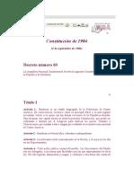 8.Constitucion de 1904
