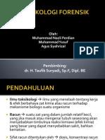 ppt forensik