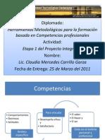 Descripcion de las Competencias Profesionales