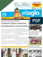 Edición Aragua Lunes 14-01-2013
