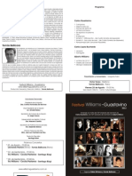 Festival Williams - Guastavino - Programa de Concierto Nro. 8