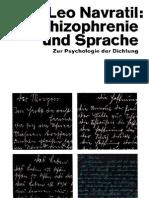 110944457 Leo Navratil Schizophrenie Und Sprache