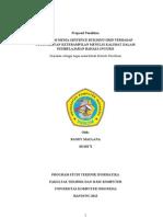 Proposal Penelitian (Metode Penelitian)