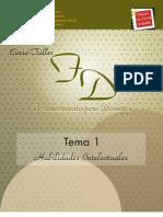 Antologia Tema 1
