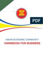 ASEAN Economic Community Handbook for Business