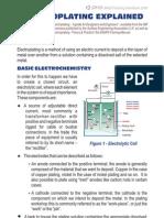 Electroplating Explained-Rama Sir