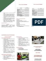 Brochure Elettronica 2012-2013