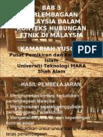 Bab 3 - Perlembagaan Malaysia Dalam Konteks Hubungan Etnik Di Malaysia
