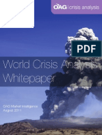 oag world crisis analysis