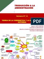administracion teoria cibernetica matemtica sistemas