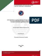 ASEGURANDO EL VALOR EN PROYECTOS DE CONSTRUCCION: UNA GUIA ESTRATEGICA PARA LA SELECCIÓN Y CONTRATACION DEL EQUIPO DEL PROYECTO
