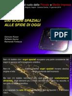 Dai sogni spaziali al ruolo delle Piccole e Medie Imprese - Città della Scienza, Bagnoli, Napoli - Science Centre, 11 gennaio 2013