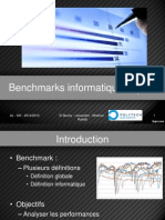 10E Benchmark Informatiques