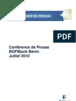Dossier de Presse Bgfibank Benin Pdf136 Doc
