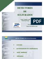 06 - Detectores de Sulfurados - Cleber Vinicius Ursini - Petrobra