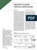 Evolução do hipertexto