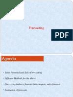 Module 3- Forecasting