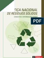 Cartilha de Residuos Solidos