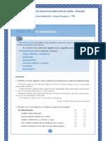Determinantes - Subclasses + Exerc. (Blog7 09-10)