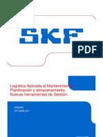 Skf Logistica Aplicada Al Mantenimiento